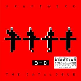 3-D The Catalogue (Box Set) Kraftwerk