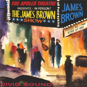 Live At The Apollo James Brown