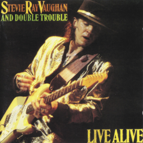 Live Alive Stevie Ray Vaughan