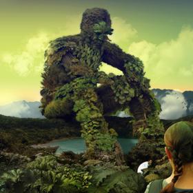 Vivid Green Nobody