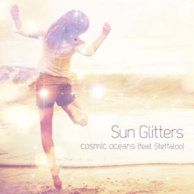 Cosmic Oceans Sun Glitters