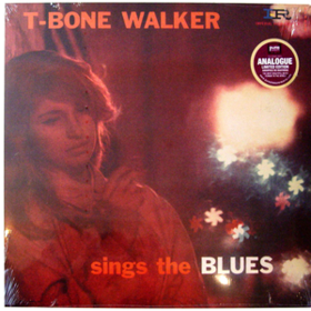 Sings The Blues T-Bone Walker