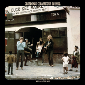 Willy & The Poor Boys Creedence Clearwater Revival