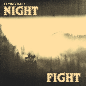 Night Fight Flying Hair