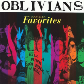 Popular Favorites Oblivians