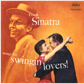 Songs For Swingin' Lovers Frank Sinatra