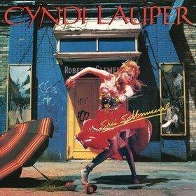She's So Unusual Cyndi Lauper