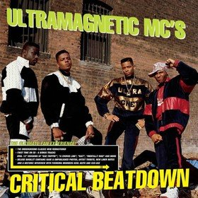 Critical Beatdown Ultramagnetic Mc'S