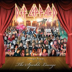 Songs From The Sparkle Lounge Def Leppard