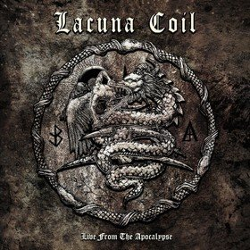Live From The Apocalypse Lacuna Coil