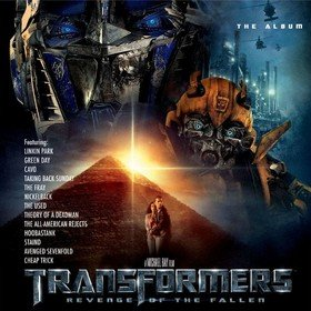 Transformers: Revenge Of The Fallen (Limited Edition) Original Soundtrack