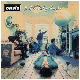 Definitely Maybe Oasis