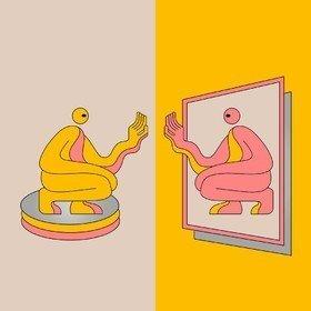 Mirrors DJ Seinfeld