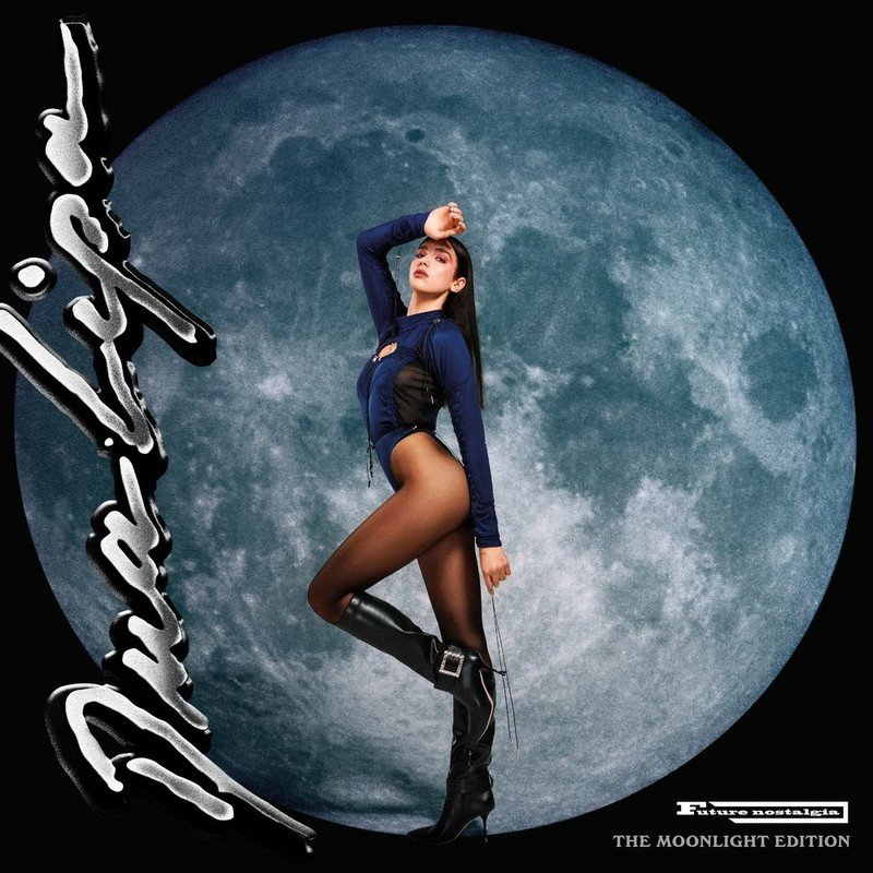 Future Nostalgia - Moonlight Edition (Deluxe Edition)