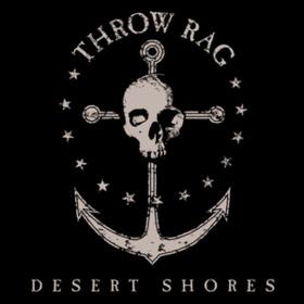 Desert Shores Throw Rag