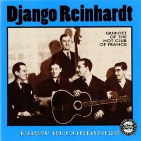 First Recordings Django Reinhardt