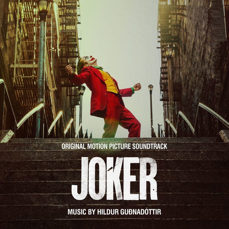 Joker by Hildur Gudnadottir (Purple Vinyl)
