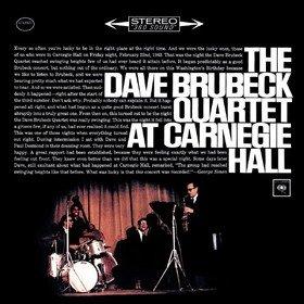 At Carnegie Hall The Dave Brubeck Quartet