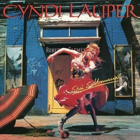 She's So Unusual Cyndi Lauper