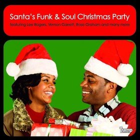 Santa's Funk & Soul Christmas Party V/A