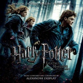 Harry Potter & The Deathly Hallows Pt.1 (By Alexandre Desplat) Original Soundtrack
