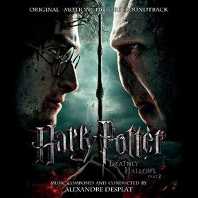 Harry Potter & The Deathly Hallows Pt.2 (By Alexandre Desplat) Original Soundtrack
