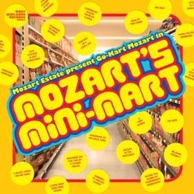 Mozart's Mini-mart Go-Kart Mozart