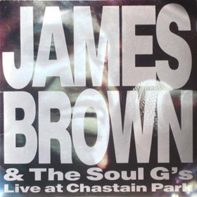 Live At Chastain Park James Brown