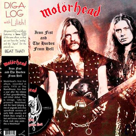 Iron Fist And The Hordes From Hell Motorhead