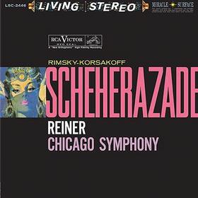 Scheherazade (by Fritz Reiner) N. Rimsky-Korsakov