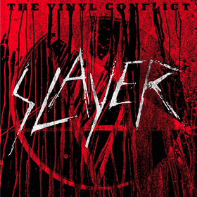 The Vinyl Conflict (Limited Edition) Slayer