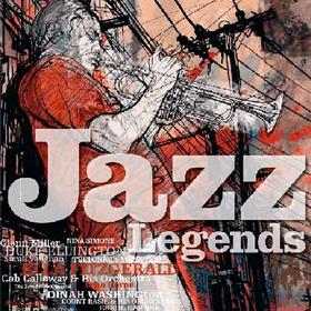 Jazz Legends Various Artists
