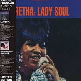 Aretha: Lady Soul & I Never Loved A Woman Aretha Franklin