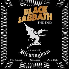 The End - 4 February 2017 - Birmingham (Limited Edition) Black Sabbath