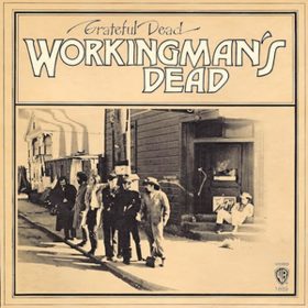 Workingman's Dead Grateful Dead
