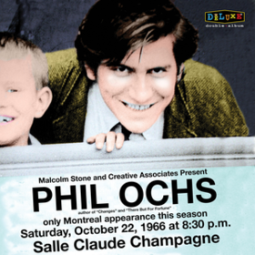 Live In Montreal 10/22/66 Phil Ochs
