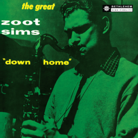 Down Home Zoot Sims