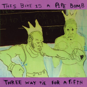 Three Way Tie For A Fifth This Bike Is A Pipe Bomb