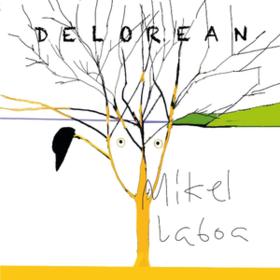 Mikel Laboa Delorean