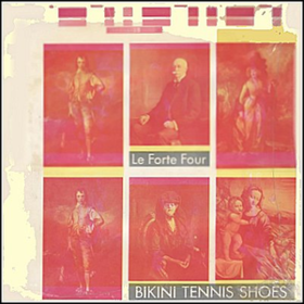Bikini Tennis Shoes Le Forte Four