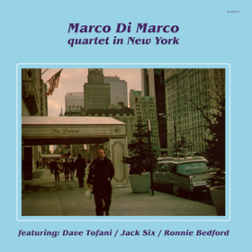 Quartet In New York Marco Di Marco