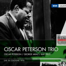 Live In Cologne 1970 Oscar Peterson Trio