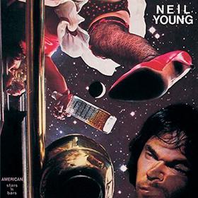 American Stars 'N Bars Neil Young