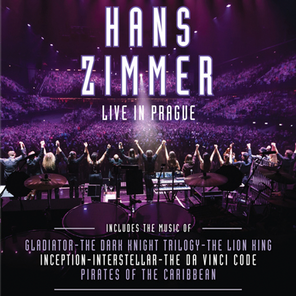 Live In Prague (by Hans Zimmer)