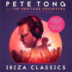 Ibiza Classics Pete Tong & Jules Buckley