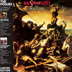 If I Should Fall From Grace With God & Rum, Sodomy And The Lash Pogues