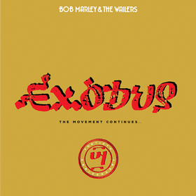 Exodus 40: The Movement Continues... (Super Deluxe Edition) Bob Marley & The Wailers
