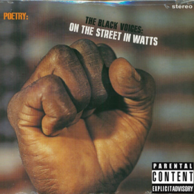 On The Streets In Watts Black Voices