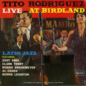 Live At Birdland Tito Rodriguez