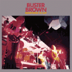 Something To Say Buster Brown